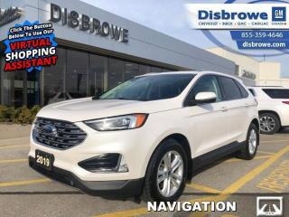 Used 2019 Ford Edge SEL for sale in St. Thomas, ON