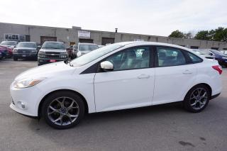 Used 2014 Ford Focus SE CERTIFIED 2YR WARRANTY *FREE ACCIDENT* BLUETOOTH HEATED SEATS ALLOYS for sale in Milton, ON