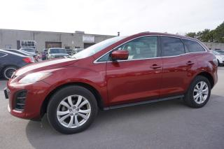 Used 2010 Mazda CX-7 GT AWD CERTIFIED 2YR WARRANTY *FREE ACCIDENT* SUNROOF BLUETOOTH HEATED LEATHER for sale in Milton, ON