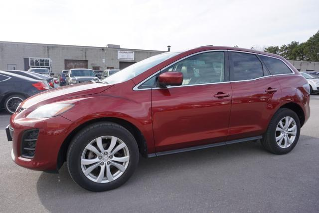 2010 Mazda CX-7 GT AWD CERTIFIED 2YR WARRANTY *FREE ACCIDENT* SUNROOF BLUETOOTH HEATED LEATHER