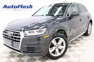 Used 2018 Audi Q5 TECHNIK *VIRTUAL-COCKPIT *BANG-&-O *DRIVER-ASSIST for sale in Saint-Hubert, QC