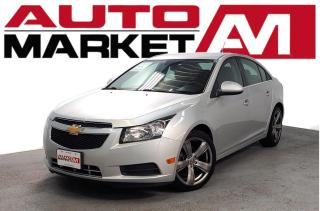 Used 2012 Chevrolet Cruze Certified,Keyless Entry,We Approve All Credit! for sale in Guelph, ON