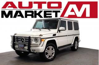 Used 2014 Mercedes-Benz G-Class G550 4MATIC Certified!Wood Trim!We Approve All Credit! for sale in Guelph, ON