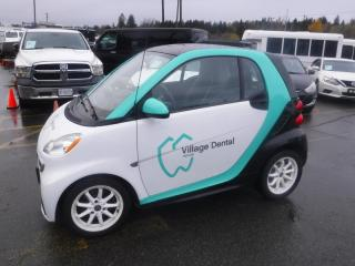 Used 2016 Smart fortwo Electric Coupe for sale in Burnaby, BC