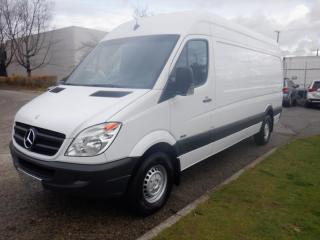Used 2013 Mercedes-Benz Sprinter 2500 Diesel High Roof 170-inch Wheelbase Cargo Van for sale in Burnaby, BC