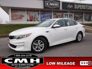 Used 2016 Kia Optima LX  BLUETOOTH PWR-GROUP A/C 16-AL for sale in St. Catharines, ON