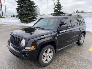 Used 2010 Jeep Patriot Sport | 4X4 | AS-IS | for sale in Barrie, ON
