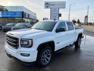 Used 2017 GMC Sierra 1500 SLT | ALL TERRAIN PACKAGE | 4X4 | NAVI | SUNROOF for sale in Barrie, ON