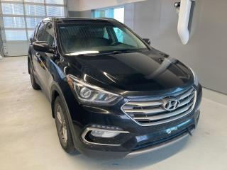Used 2017 Hyundai Santa Fe Sport *LUXURY** GPS** CUIR**** for sale in Val-d'Or, QC