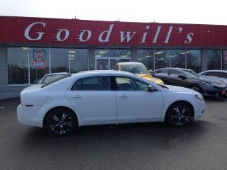 Used 2012 Chevrolet Malibu LS! for sale in Aylmer, ON