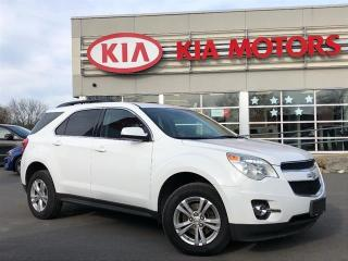 Used 2011 Chevrolet Equinox 2LT,pw,pl,air,keyless,bluetooth for sale in Peterborough, ON