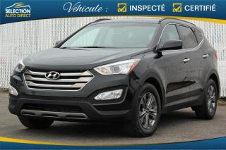 Used 2015 Hyundai Santa Fe Sport 2.4L Premium Traction intégrale for sale in Ste-Rose, QC