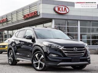 Used 2017 Hyundai Tucson AWD|Leather|PanoSR| for sale in Markham, ON