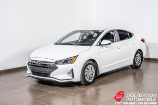 Used 2019 Hyundai Elantra Essential+CAM/RECUL+SIEG/CHAUFF+BLUETHOOTH for sale in Laval, QC