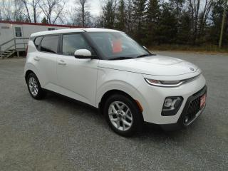 Used 2020 Kia Soul EX / RCTA / BLIND SPOT /LKA for sale in Beaverton, ON