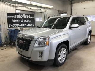Used 2014 GMC Terrain AWD 4dr SLE-1   $63.70 PAR SEMAINE+TAXES for sale in St-Raymond, QC