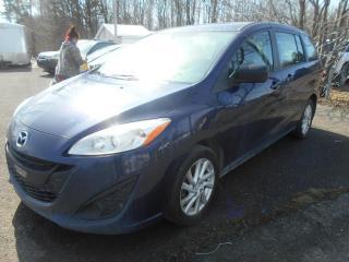 Used 2012 Mazda MAZDA5 Familiale 4 portesGS for sale in Sorel-Tracy, QC