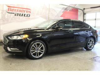 Used 2017 Ford Fusion SE Ecoboost for sale in Lévis, QC
