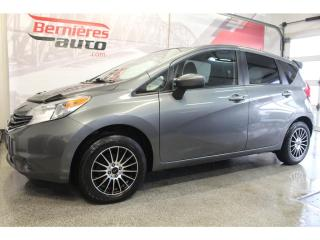 Used 2016 Nissan Versa Note SV for sale in Lévis, QC