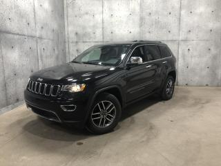 Used 2019 Jeep Grand Cherokee Limited 4x4 CUIR TOIT for sale in St-Nicolas, QC