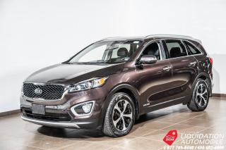 Used 2018 Kia Sorento EX V6+TOIT+CUIR+APPLE CARPLAY+MAGS+CAM/RECUL for sale in Laval, QC