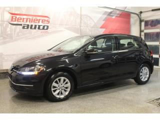 Used 2019 Volkswagen Golf COMFORTLINE for sale in Lévis, QC