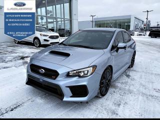 Used 2018 Subaru WRX STI STI Sport for sale in Victoriaville, QC