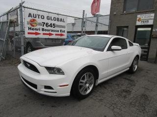 Used 2013 Ford Mustang Coupé 2 portes V6 for sale in Montréal, QC