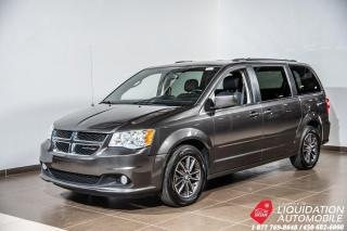 Used 2016 Dodge Grand Caravan SXT Premium Plus+MAGS+A/C+GR.ELECT for sale in Laval, QC