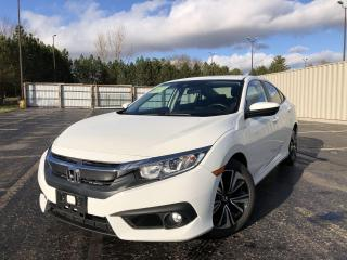 Used 2016 Honda Civic EX-T 2WD for sale in Cayuga, ON