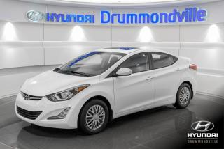 Used 2016 Hyundai Elantra GLS + GARANTIE + TOIT + CAMÉRA + A/C + W for sale in Drummondville, QC