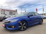 Photo of Aegean Blue Metallic 2017 Honda Civic