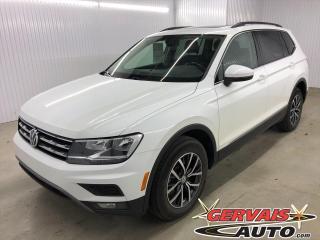 Used 2018 Volkswagen Tiguan Comfortline 4Motion 7 Pass Cuir Toit Pano Mags *Bas Kilométrage* for sale in Trois-Rivières, QC