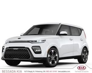 New 2021 Kia Soul EX + Ivt for sale in Pickering, ON