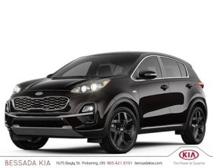 New 2021 Kia Sportage LX for sale in Pickering, ON
