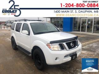 Used 2012 Nissan Pathfinder SV for sale in Dauphin, MB