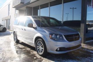 Used 2017 Dodge Grand Caravan SXT for sale in Swift Current, SK