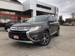 Used 2016 Mitsubishi Outlander ES for sale in North Bay, ON
