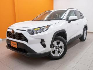 Used 2020 Toyota RAV4 XLE AWD TOIT ALERTES SÉCUR HAYON ÉLECT *RÉG ADAPT* for sale in St-Jérôme, QC