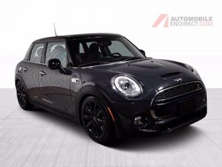 Used 2016 MINI Cooper Hardtop S CUIR TOIT GPS for sale in St-Hubert, QC