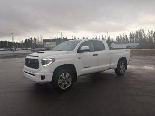 Used 2018 Toyota Tundra SR5 Plus for sale in Gander, NL