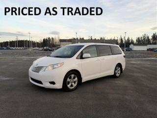 Used 2016 Toyota Sienna LE for sale in Gander, NL