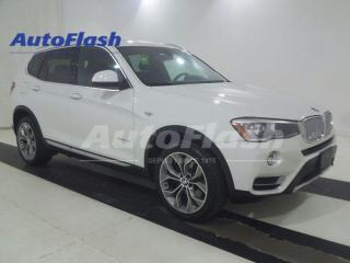 Used 2015 BMW X3 *2.0L *Turbo-Diesel *Park-Assist *GPS/Camera *Toit for sale in St-Hubert, QC