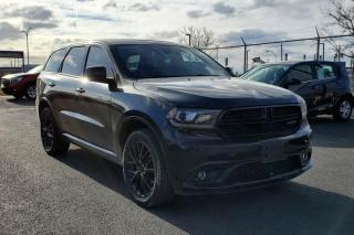 Used 2015 Dodge Durango LIMITED AWD V6 CUIR TOIT MAGS GROS ECRAN for sale in St-Hubert, QC