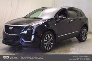 New 2021 Cadillac XT5 Sport AWD for sale in Regina, SK