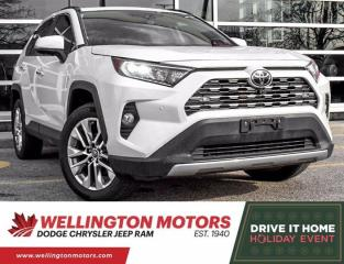 Used 2019 Toyota RAV4 Limited - NAVI - WARRANTY -  LOW K'S !! for sale in Guelph, ON