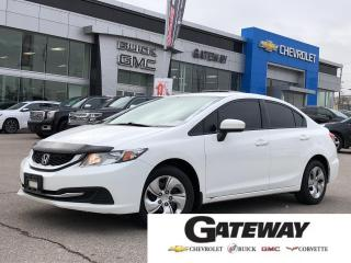 Used 2014 Honda Civic SEDAN LX for sale in Brampton, ON