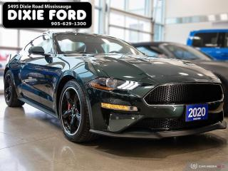 Used 2020 Ford Mustang BULLITT for sale in Mississauga, ON