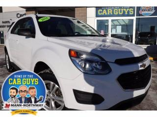 Used 2016 Chevrolet Equinox LS | Rear View Camera, Cruise Control. for sale in Prince Albert, SK