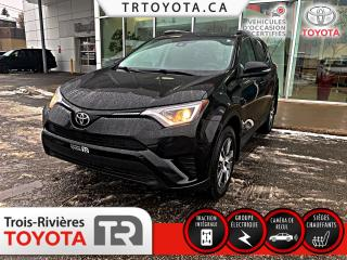 Used 2018 Toyota RAV4 LE TI for sale in Trois-Rivières, QC